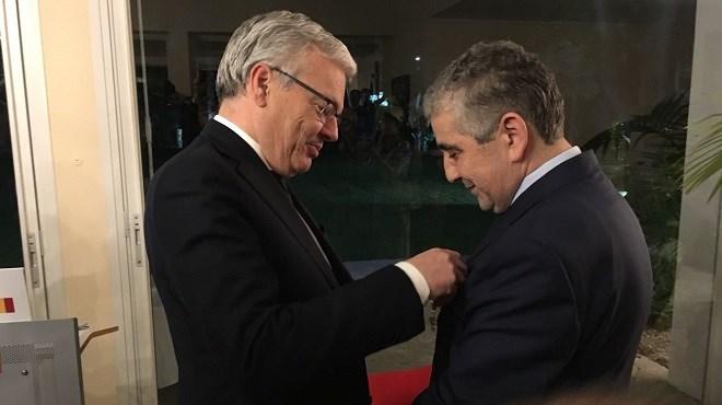 CNDH : Driss El Yazami décoré «Officier de l'Ordre de Léopold»