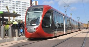 Tramway : Trois stations temporairement fermées à Casablanca