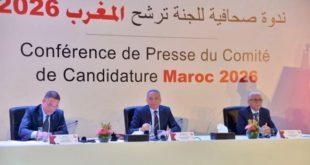 Mondial 2026 : Réunion du Comité de Candidature du Maroc