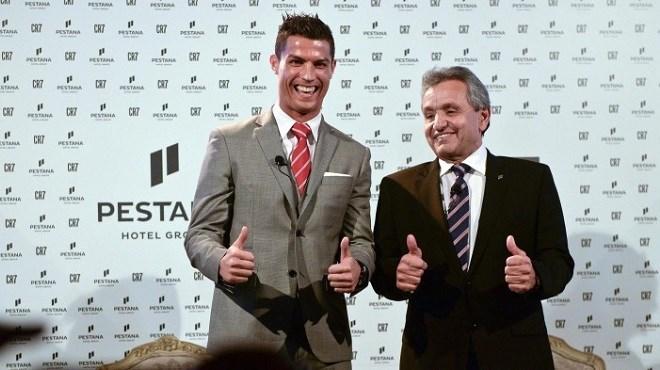 Cristiano Ronaldo ouvre enfin son hôtel à Marrakech