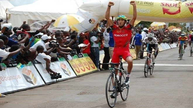 Cyclisme : Le Marocain Abdallah Hida en tête