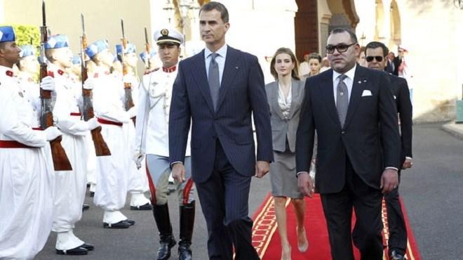 La visite du roi d'Espagne repoussée à mars — Maroc