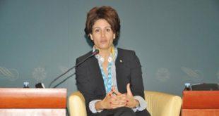 Nezha Bidouane représentera l'ATU à Alger
