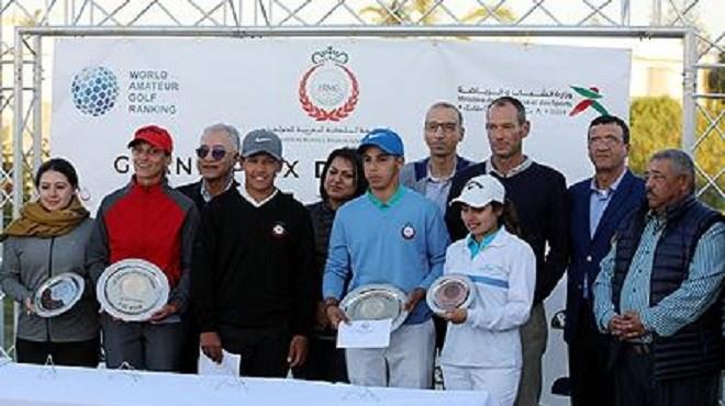Golf : Remarquable succès du Grand Prix de Rabat
