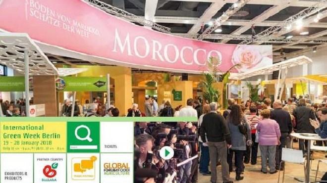 Semaine Verte : Le Maroc en force à Berlin