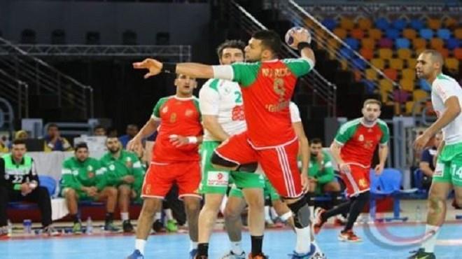 CAN de Handball-Gabon 2018 : Le Maroc en demi-finales