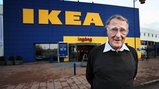 Ingvar Kamprad : Le fondateur de l'empire Ikea, est mort à 91 ans
