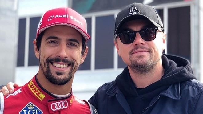Formule E : Leonardo Dicaprio et Orlando Bloom à Marrakech