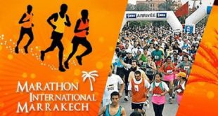 La 29è édition du Marathon international de Marrakech