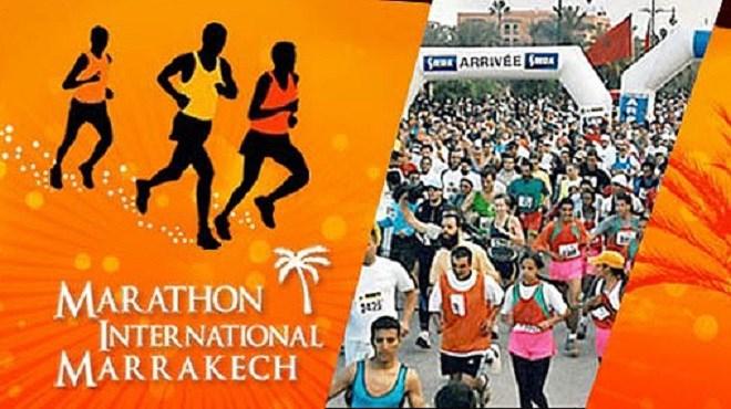La 29è édition du Marathon international de Marrakech