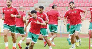 Les Lions de l'Atlas joueront en amical contre la Serbie
