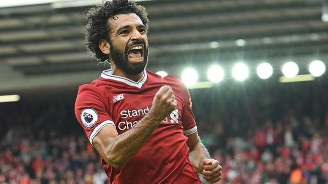 Mohamed Salah, meilleur joueur africain en 2017