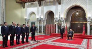 Fin du blocage gouvernemental : Le Souverain nomme 4 ministres et un secrétaire d'Etat