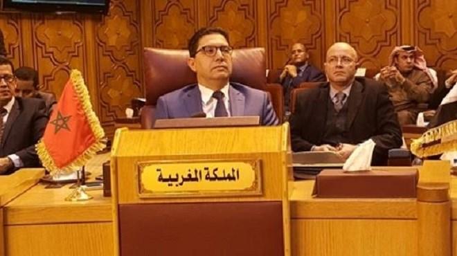 Nasser Bourita Appel à un Dialogue ouvert, franc, inclusif et opérationnel