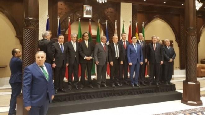 Dialogue 5+5 : Le Maroc se démarque à Alger