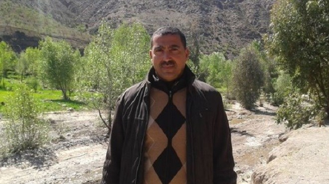 Omar Saadoun, responsable de la lutte contre le travail des enfants à Insaf
