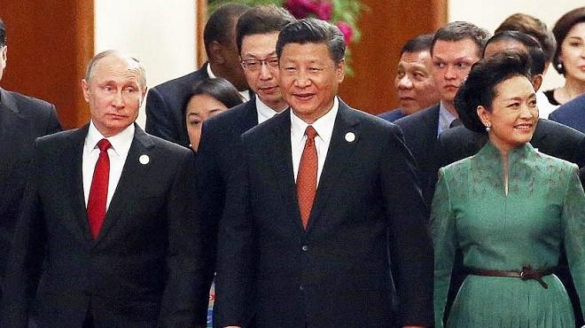 Chine 2017-2018 : Une expansion périlleuse