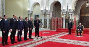 Maroc : SM le Roi nomme cinq nouveaux ministres