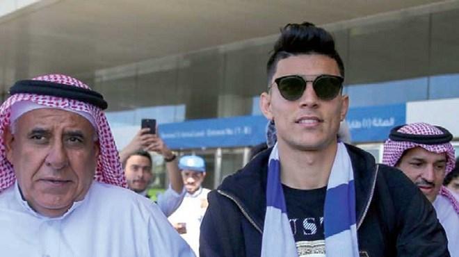 Le club Al-Hilal Saudi présente Achraf Bencherki
