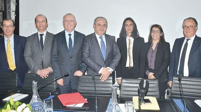BMCE BOA-SAHAM : Fusion de Salafin et Taslif