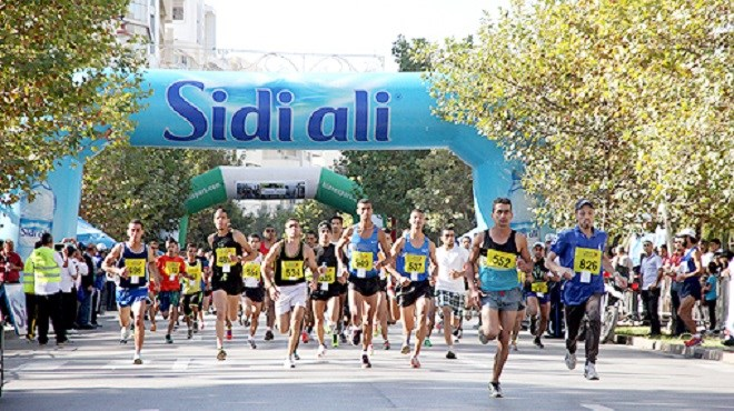 2.500 participants au semi-marathon international de Meknès