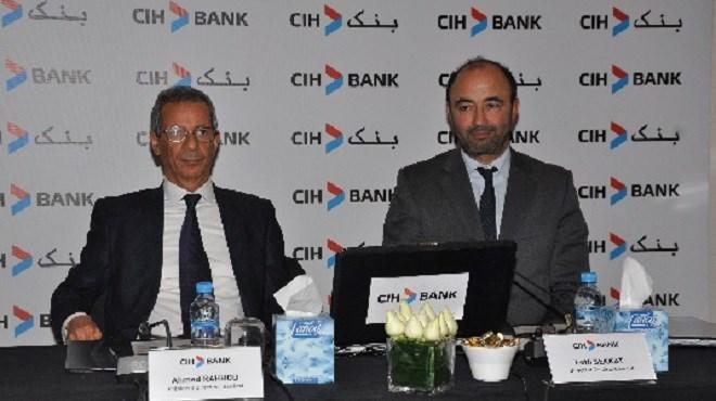 CIH Bank : Une année 2017 de défis et investissement…