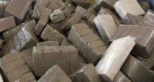 Tanger Med : Mise en échec d'une tentative de trafic de 40 kg de chira