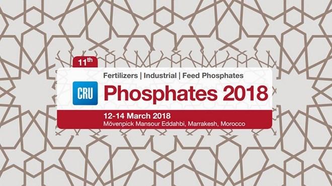 Phosphates : Marrakech accueille la plus importante conférence mondiale
