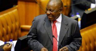 Afrique du Sud : Ramaphosa remplace Zuma à la présidence