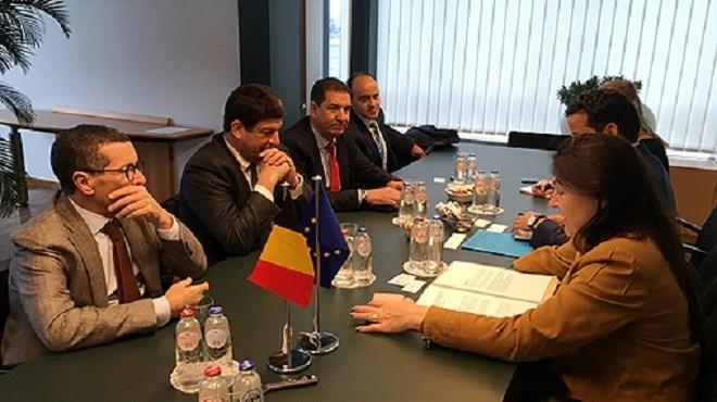Energies renouvelables : Le Maroc et la Belgique conviennent de renforcer leur coopération