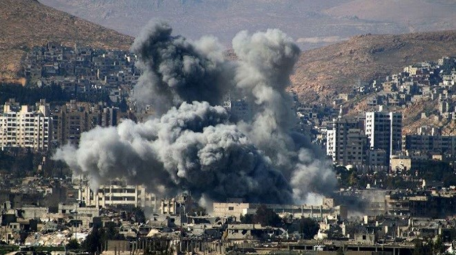 Syrie : La nouvelle guerre d'Espagne