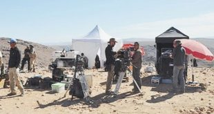 Cinéma : Une équipe colombienne dans nos murs