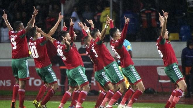 CHAN 2018 : Victoire fabuleuse du Maroc à la finale