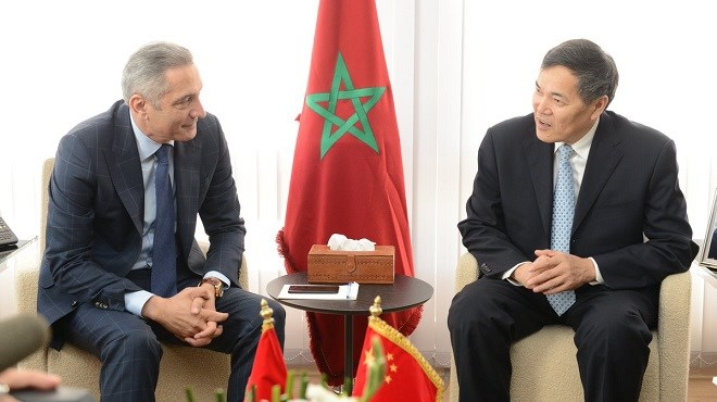 Maroc-Chine : Une nouvelle ère est amorcée