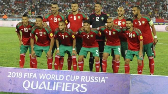 Equipe du Maroc de football : Le 11 national perd 3 places au classement FIFA