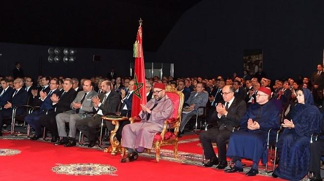 Accélération industrielle : Le Roi crée la surprise à Agadir