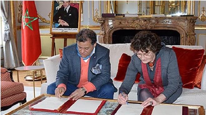 Musée Mohammed VI : Don de trois œuvres de feu Mohamed Kacimi