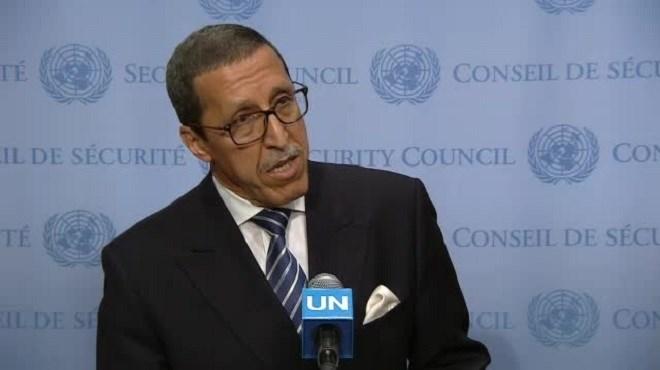 Maroc/Diplomatie : Omar Hilale  préside le Comité de la Charte de l'ONU