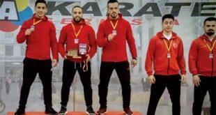 Open de karaté : Le Maroc remporte la médaille d'or en équipe