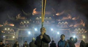 Chine : L'année du Chien… et de la pollution