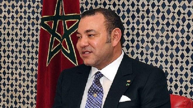 Le Roi Mohammed VI félicite Mohand Laenser