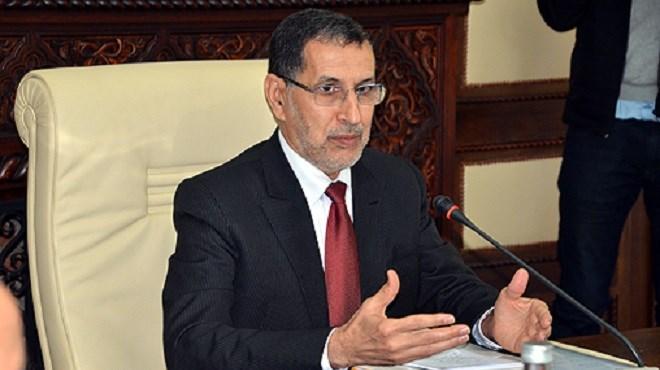 El Othmani : Le gouvernement dans sa nouvelle mouture répond aux critères d'efficience et de compétences