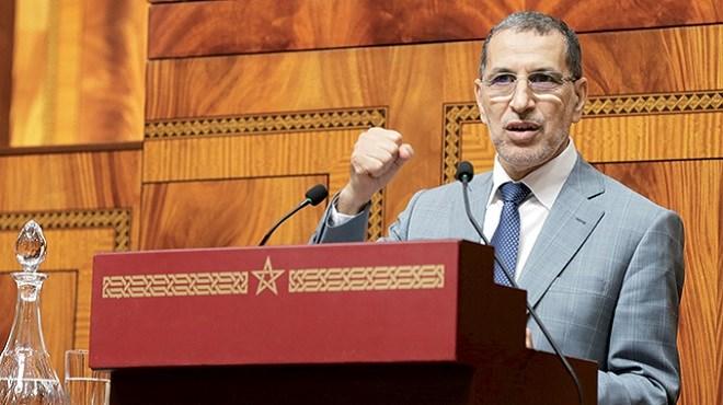 Politique générale du gouvernement : El Othmani au Parlement le 5 février