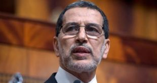 Saâd-Eddine El Othmani, chef de gouvernement
