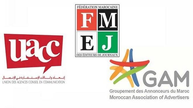 Marché publicitaire : Les acteurs de la communication se mobilisent contre la «taxe d'écran»