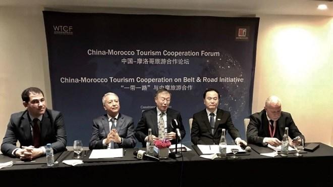 Tourisme : Nouveaux objectifs pour la coopération maroco-chinoise
