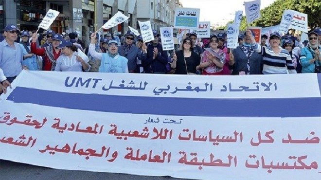 Maroc/Syndicats Vs gouvernement Une marche de protestation le 18 février à Rabat