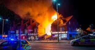 Explosion à Leicester : 4 morts, la cause pas encore définie
