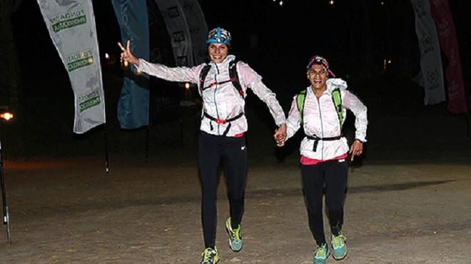 Le duo Lazrak/El Mahati remporte la 4ème édition du raid Sahraouiya