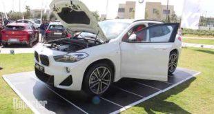 BMW X2 : Majdouline Alaoui expose ses caractéristiques